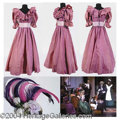Autographs, Rose Colored Victorian Dress – has pic