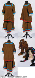 Autographs, Indian Girl Costume