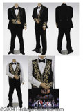 Autographs, Harry Blackstone Black and Gold Tuxedo- has pic