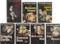 Books:First Editions, Erle Stanley Gardner. Seven 1950s Perry Mason FirstEditions. New York: William Morrow and Company. . ... (Total: 7Items)