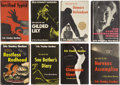 Books:First Editions, Erle Stanley Gardner. Eight 1950s Perry Mason FirstEditions. New York: William Morrow and Company. . ... (Total: 8Items)