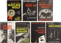 Books:First Editions, Erle Stanley Gardner. Seven 1950s and 1960s Perry MasonFirst Editions. New York: William Morrow and Company. . ... (Total:7 Items)
