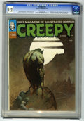 Magazines:Horror, Creepy #32 (Warren, 1970) CGC NM- 9.2 Off-white pages....