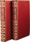 Books:First Editions, Charles Dickens: Bleak House. (London: Bradbury and Evans,1853), first edition, bound from the original parts in two vo...(Total: 2 )