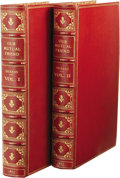 Books:First Editions, Charles Dickens: Our Mutual Friend. (London: Chapman andHall, 1865), first edition, bound from the original parts in tw...(Total: 2 )