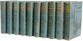 Books:Periodicals, Ten Bound Volumes of The Strand Magazine from Selected Years Between 1892-1909. (London: George Newnes, Ltd., 1892-1... (Total: 10 )
