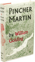 Books:Signed Editions, William Golding: Signed First Edition of Pincher Martin.(London: Faber and Faber, 1956), first edition, 208 pages, sign...