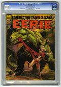 Magazines:Horror, Eerie #97 (Warren, 1978) CGC NM/MT 9.8 Off-white to white pages....