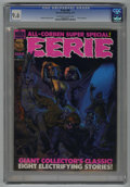 Magazines:Horror, Eerie #86 (Warren, 1977) CGC NM+ 9.6 Off-white to white pages. ...