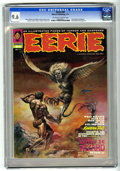 Magazines:Horror, Eerie #34 (Warren, 1971) CGC NM+ 9.6 Off-white to white pages. ...