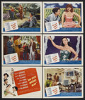 """Movie Posters:Comedy, On Our Merry Way (United Artists, 1948). Lobby Cards (6) (11"""" X 14""""). Comedy/Drama. Starring Paulette Goddard, Dorothy Lamou... (Total: 6 Items)"""