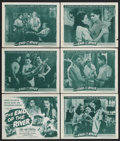 "Movie Posters:Adventure, The End of the River (Universal International, 1948). Lobby Cards(6) (11"" X 14""). Drama. Starring Sabu, Bibi Ferreira, Robe...(Total: 6 Items)"