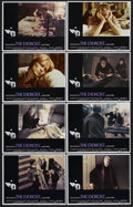 "Movie Posters:Horror, The Exorcist (Warner Brothers, 1973). Lobby Card Set of 8 (11"" X 14""). Horror. Starring Linda Blair, Ellen Burstyn, Jason Mi... (Total: 8 Items)"