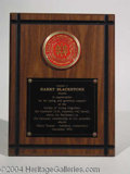 Autographs, Blackstone Award: Stanford S.Y.M. #42