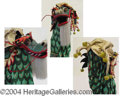Autographs, Chinese Dragon Head from Harry Blackstone Performance