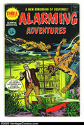 Silver Age (1956-1969):Horror, Alarming Adventures #2 and 3 Group (Harvey, 1962-63) Condition:Average FN+. This lot consists of issues #2 and 3. Approxima...(Total: 2 Comic Books Item)