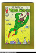 Bronze Age (1970-1979):Alternative/Underground, The Best of Wonder Warthog Volume I (1961-1963), First Printing (Rip Off Press, 1973) Condition: FN. A clean first printing ...