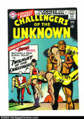 Silver Age (1956-1969):Adventure, Challengers of the Unknown Group (DC, 1966-68) Condition: Average VF. This lot consists of issues #48, 62, and 63. Overstree... (Total: 3 Comic Books Item)