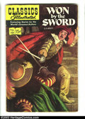 Golden Age (1938-1955):Classics Illustrated, Classics Illustrated Group (Gilberton, Various) Condition: AverageGD. This group consists of group of Classics with HRNs be...(Total: 17 Comic Books Item)