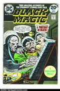 Bronze Age (1970-1979):Miscellaneous, DC Bronze Group (DC, 1973-74) Condition: Average GD/VG. This groupcontains Black Magic #1 and 2; The Brave and the Bo... (Total: 7Comic Books Item)