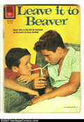 Silver Age (1956-1969):Humor, Four Color #1191 - Leave it to Beaver (Dell, 1961) Condition: VG. This is actually the fourth Leave it to Beaver book. O...