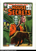 Silver Age (1956-1969):Mystery, House of Secrets #87-89 Group (DC, 1970-71). This lot consists ofissues #87 (FN); 88 (VF); 89 (VF/NM). Overstreet 2003 valu...(Total: 3 Comic Books Item)