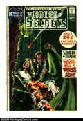 Silver Age (1956-1969):Mystery, House of Secrets #93-96 Group (DC, 1971-72). Issue #93 grades FN-,issue #94-96 are VF-. Overstreet 2003 value for group = $...(Total: 4 Comic Books Item)