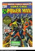 Books:Superhero, Power Man #17-26 Group (Marvel, 1974-75) Condition: Average VF.Overstreet 2003 value for group = $65.... (Total: 10 Comic BooksItem)