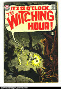 Silver Age (1956-1969):Horror, Witching Hour #3 and 5 Group (DC, 1969). This group contains issues#3 (VG/FN) and 5 (VF). Overstreet 2003 value for group =...