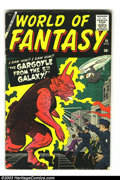 Silver Age (1956-1969):Horror, World Of Fantasy #19 (Atlas, 1959) Condition: VG-. This issuecontains artwork by Steve Ditko and Jack Kirby. Overstreet 200...