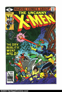 X-Men #128 (Marvel, 1979) Condition: NM. George Perez cover, John Byrne and Terry Austin interior art. Overstreet 2003 N...