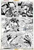 Original Comic Art:Panel Pages, Ross Andru and Frank Giacoia - Original Art for The AmazingSpider-Man #142 (Marvel, 1975). Mysterio has pulled this trick o...
