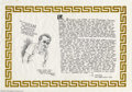 """Original Comic Art:Sketches, Robert Crumb - Original Illustration """"Cream Cheese Smear"""" (1993). In 1993, gallery owner Alex Acevedo mounted a show of Robe..."""