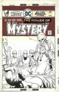 Original Comic Art:Covers, Bill Draut - Original Cover Art for House of Mystery #237 (DC,1975). The underrated Bill Draut provides a patient's worst n...