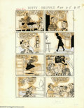 Original Comic Art:Miscellaneous, Production Art for Dottie Dripple #34 Group of 16 Stat Pages(Harvey, 1950s). Sixteen pages from Dottie Dripple #34 cons...