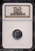 Proof Roosevelt Dimes: , 1952 PR 63 NGC. The current Coin Dealer Newsletter (...