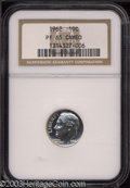 Proof Roosevelt Dimes: , 1962 PR 65 Cameo NGC. The current Coin Dealer ...