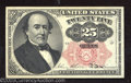 Fractional Currency:Fifth Issue, Fifth Issue 25c, Fr-1308, Choice Crisp Uncirculated. This Long ...