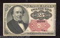 Fractional Currency:Fifth Issue, Fifth Issue 25c, Fr-1309, Crisp Uncirculated. This note is ...