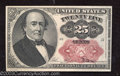 Fractional Currency:Fifth Issue, Fifth Issue 25c, Fr-1309, Crisp Uncirculated. The short key is ...