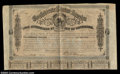 Miscellaneous:Stocks and Bonds, 1864 Confederate States of America $500 Bond, Ball 304, ... (3 items)