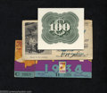 Miscellaneous:Other, Four items including an Independence Air Tours Souvenir, 1934; ...(4 items)