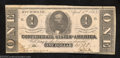 Confederate Notes:1863 Issues, 1863 $1 Clement C. Clay, T-62, About Uncirculated. Nearly New ...