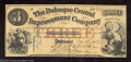 Obsoletes By State:Iowa, 1859 $3 The Dubuque Central Improvement company, Dubuque, IA, ...