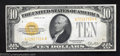 Small Size:Gold Certificates, 1928 $10 Gold Certificate, Fr-2400, Choice CU. This is a very ...