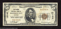 National Bank Notes:Missouri, Jefferson City, MO - $5 1929 Ty. 1 The Exchange NB Ch. ...