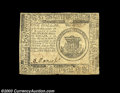 Colonial Notes:Continental Congress Issues, Continental Currency May 10, 1775 $1 Choice Extremely Fine.