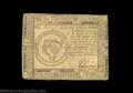 Colonial Notes:Continental Congress Issues, Continental Currency May 10, 1775 $8 Very Fine. A good-...