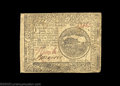 Colonial Notes:Continental Congress Issues, Continental Currency February 17, 1776 $4 About Extremely ...