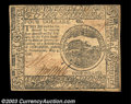 Colonial Notes:Continental Congress Issues, Continental Currency May 9, 1776 $4 Choice About New. ...